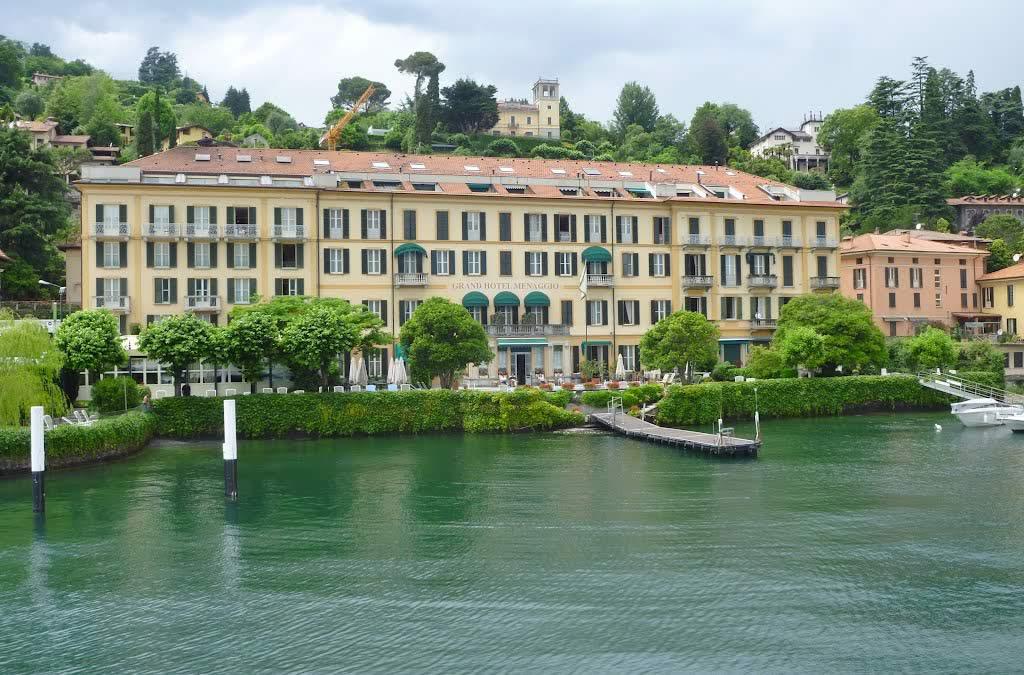 AVP Ascensori presso l'Hotel Menaggio